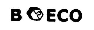 mark for B ECO, trademark #76323790