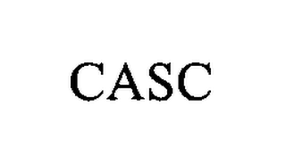 mark for CASC, trademark #76324014