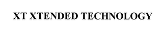 mark for XT XTENDED TECHNOLOGY, trademark #76325342