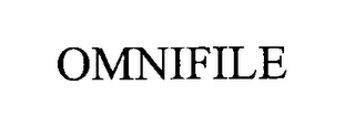 mark for OMNIFILE, trademark #76325663