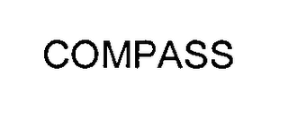 mark for COMPASS, trademark #76326184