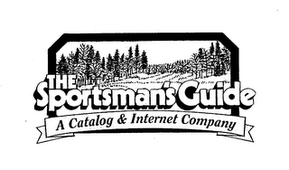 mark for THE SPORTSMAN'S GUIDE A CATALOG & INTERNET COMPANY, trademark #76328679