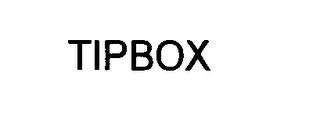 mark for TIPBOX, trademark #76329684