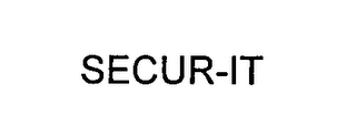 mark for SECUR-IT, trademark #76330041