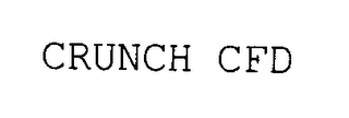 mark for CRUNCH CFD, trademark #76330276