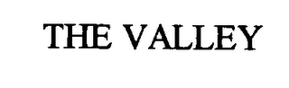 mark for THE VALLEY, trademark #76331719