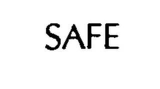 mark for SAFE, trademark #76332096