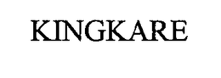 mark for KINGKARE, trademark #76332293