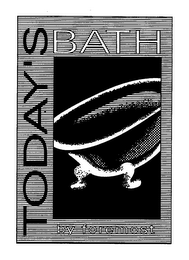 mark for TODAY'S BATH BY FOREMOST, trademark #76332993
