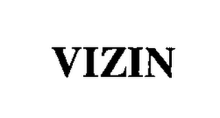 mark for VIZIN, trademark #76335097