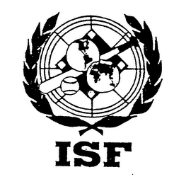 mark for ISF, trademark #76335368