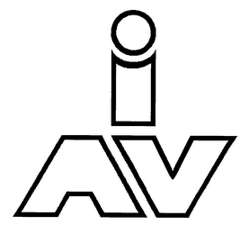 mark for I AV, trademark #76336374