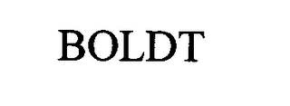 mark for BOLDT, trademark #76336687