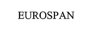 mark for EUROSPAN, trademark #76338126