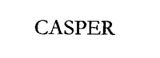 mark for CASPER, trademark #76338794
