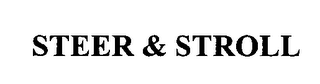 mark for STEER & STROLL, trademark #76339368