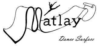 mark for MATLAY DANCE SURFACE, trademark #76339563