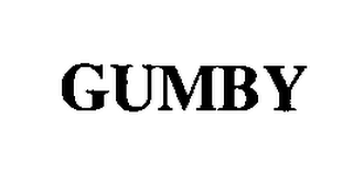 mark for GUMBY, trademark #76340424