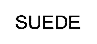 mark for SUEDE, trademark #76340731