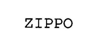 mark for ZIPPO, trademark #76340828