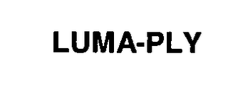 mark for LUMA-PLY, trademark #76340893