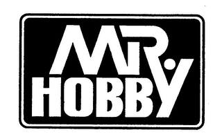 mark for MR. HOBBY, trademark #76341042