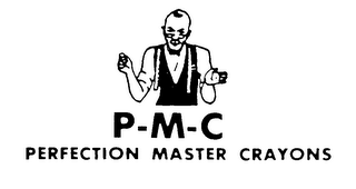 mark for P-M-C PERFECTION MASTER CRAYONS, trademark #76342100