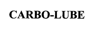 mark for CARBO-LUBE, trademark #76342783