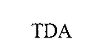 mark for TDA, trademark #76342789