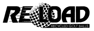 mark for RELOAD RECYCLED GOLF BALLS, trademark #76342893