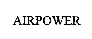 mark for AIRPOWER, trademark #76343233