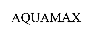mark for AQUAMAX, trademark #76343690