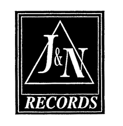 mark for J & N RECORDS, trademark #76344918