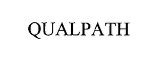 mark for QUALPATH, trademark #76345335
