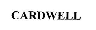 mark for CARDWELL, trademark #76345448