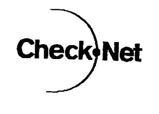 mark for CHECK-NET, trademark #76345855