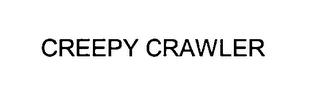 mark for CREEPY CRAWLER, trademark #76346410