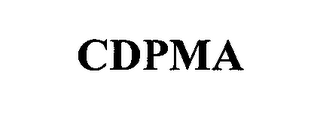 mark for CDPMA, trademark #76346753