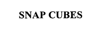mark for SNAP CUBES, trademark #76346896
