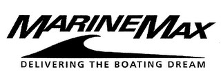 mark for MARINEMAX DELIVERING THE BOATING DREAM, trademark #76348187