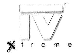 mark for IV XTREME, trademark #76348479
