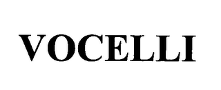 mark for VOCELLI, trademark #76349182