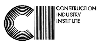 mark for CII CONSTRUCTION INDUSTRY INSTITUTE, trademark #76349869