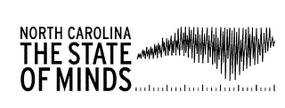 mark for NORTH CAROLINA THE STATE OF MINDS, trademark #76350041