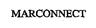 mark for MARCONNECT, trademark #76350048