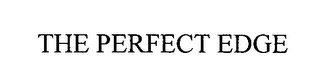 mark for THE PERFECT EDGE, trademark #76350263