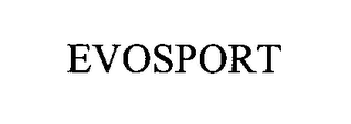 mark for EVOSPORT, trademark #76352525