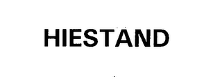 mark for HIESTAND, trademark #76353016