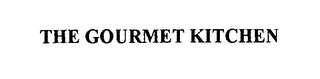 mark for THE GOURMET KITCHEN, trademark #76353126