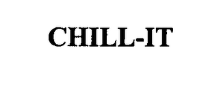 mark for CHILL-IT, trademark #76353256